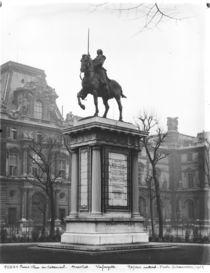 Monument dedicated to General Lafayette 1899-1907 von Paul Wayland Bartlett