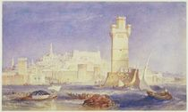 Rhodes, c.1823-24 by Joseph Mallord William Turner