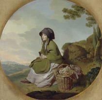 Market Girl c.1776-77 by Henry Walton