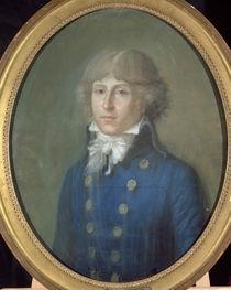 Louis de Saint-Just by French School