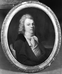 Portrait of Charles Maurice Talleyrand-Perigord Aged 16 von French School