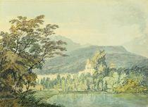 Sir William Hamilton's Villa von Joseph Mallord William Turner