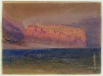 Corsica, c.1830-35 von Joseph Mallord William Turner
