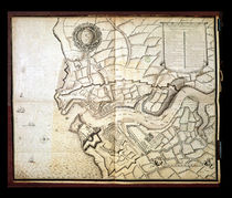 Plan of the Port and Arsenal of Brest by French School