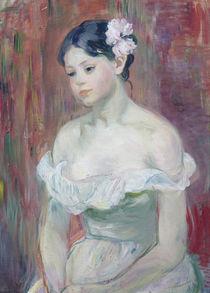 A Young Girl, 1893 von Berthe Morisot
