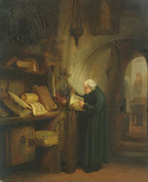 The Vestry, 1835 by Jacob Gensler