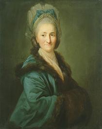 Portrait of an Old Woman, 1780 von Anton Graff