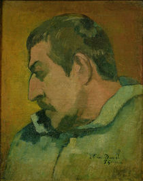 Self Portrait, 1896 by Paul Gauguin