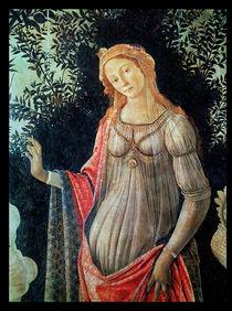 Primavera, detail of Venus von Sandro Botticelli