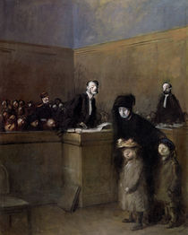 The Weak and the Oppressed von Jean Louis Forain