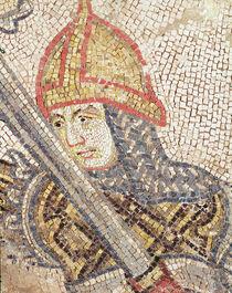 A soldier with a sword von Veneto-Byzantine School