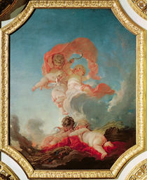Summer, from a series of the Four Seasons in the Salle du Conseil von Francois Boucher