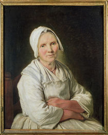 The Old Woman von Francoise Duparc