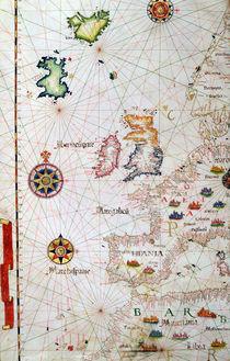 The British Isles, Iberia and Northwest Africa by Diego Homem