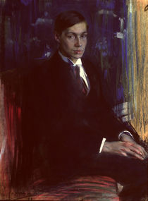 Portrait of Boris Pasternak by A. A. Murashko
