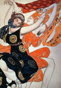 Operatic costume designs, 1911 von Leon Bakst