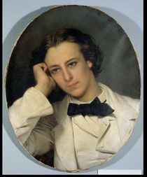 Self Portrait, 1862 by Paul Dubufe