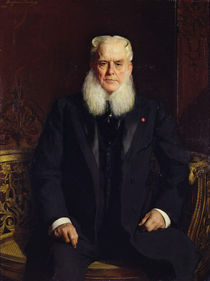 Portrait of Alfred Chauchard 1896 by Benjamin Constant