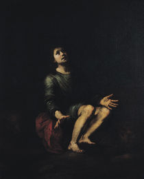 Daniel in the Lions' Den von Bartolome Esteban Murillo