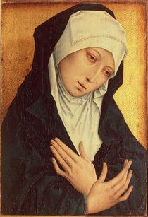 Mater Dolorosa by Rogier van der Weyden