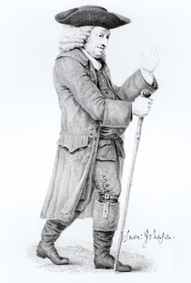 Dr Samuel Johnson von English School