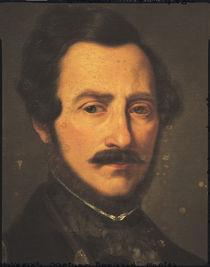 Portrait of Gaetano Donizetti von Italian School