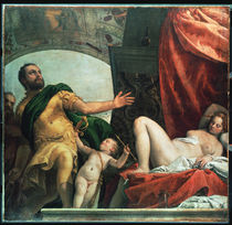 Allegory of Love, III 'Respect' by Veronese
