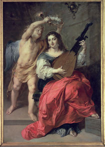 Music and Love, 1652 by Theodore van Thulden