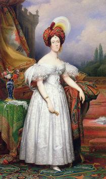 Adele de Guerneval d'Esquebecq von Charles Auguste Steuben