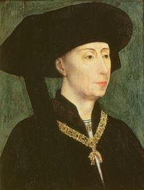 Philippe le Bon Duc de Bourgogne by Rogier van der Weyden