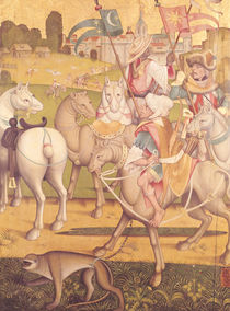 The Cavalcade of the Magi, c.1460 by Swiss School