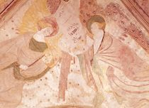 Angel Musicians, from the chapel in the north transept by French School