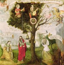 The Tree of Good and Evil by French School