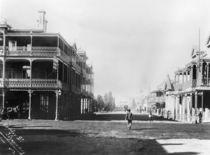 View of Johannesburg, c.1900 von French Photographer