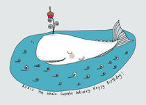 Boris the whale by June Keser