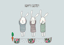 Bunnies by June Keser