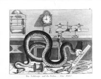 Fable of the Snake and the Files von German School