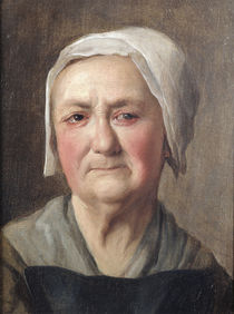 Portrait of a Peasant by French School