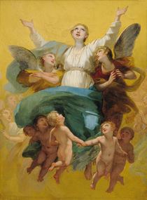 The Assumption of the Virgin by Pierre-Paul Prud'hon