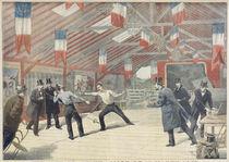 A Tragic Duel: The Death of Monsieur Harry Alis by Oswaldo Tofani