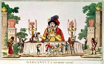 Gargantua at his Little Supper von French School