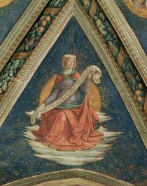 A Sibyl, 1483-86 von Domenico Ghirlandaio