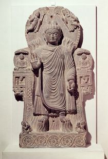 The Buddha of the Great Miracle or von Afghan School