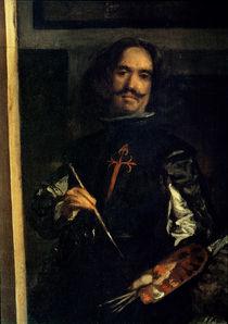 Las Meninas or The Family of Philip IV von Diego Rodriguez de Silva y Velazquez