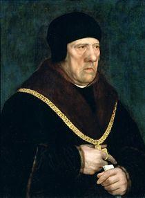 Sir Henry Wyatt von Hans Holbein the Younger