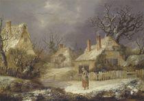 A Winter Landscape von George, of Chichester Smith