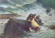 Adieu, 1892 by Alfred Guillou