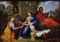 The Holy Family by Louis Licherie de Beuron