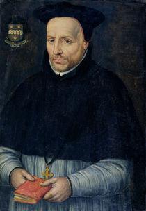 Cornelius Jansen von Dutch School