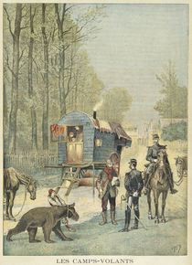 Census of Travellers in France by Henri Meyer